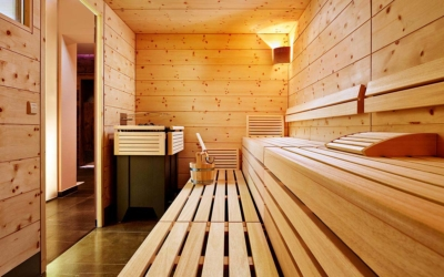 ski & wine holiday - Niche Destinations 4-star-superior hotel GROSSARLER HOF sauna