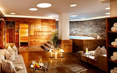 ski & wine holiday - Niche Destinations 4-star-superior hotel GROSSARLER HOF spa sauna jacuzzi