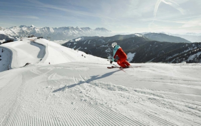 Easter skiing - Niche Destinations 4-star-superior hotel GROSSARLER HOF skiing piste