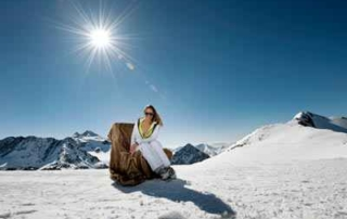 Easter skiing holiday in Tyrol at 5-star Relais & Châteaux SPA-HOTEL Jagdhof in Stubai Valley, Tyrol, Austria - niche destinations