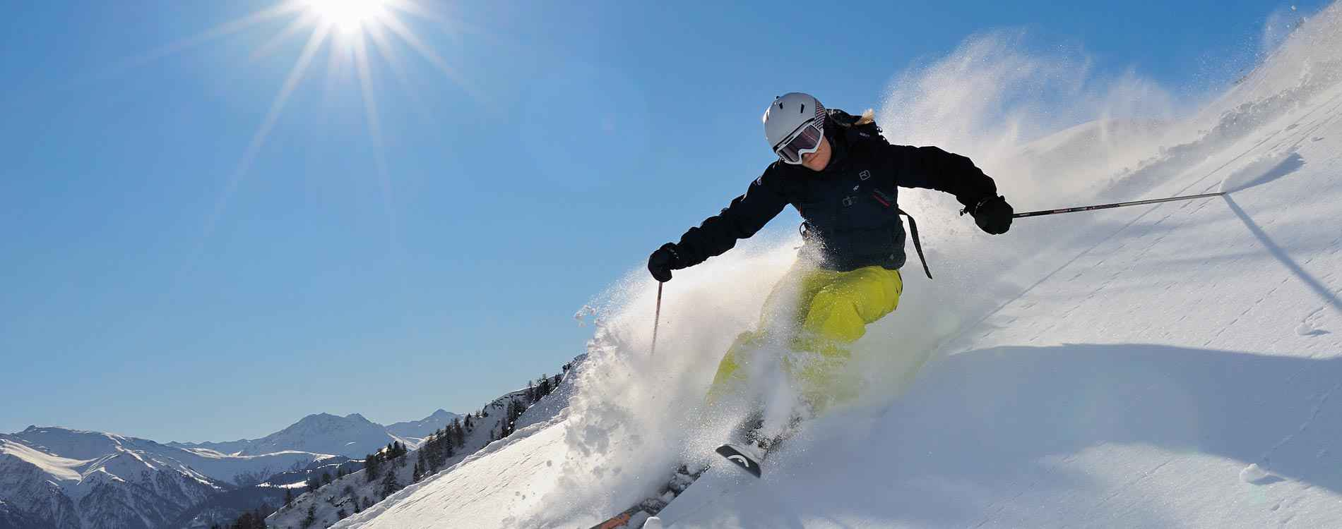 Easter skiing in Serfaus-Fiss-Ladis - HOTEL TIROL FISS Tyrol Austria - niche destinations