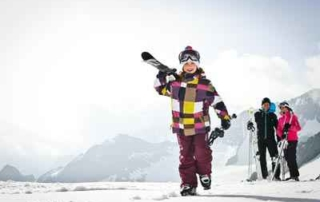 Family ski holiday in April at 5-star Relais & Châteaux SPA-HOTEL Jagdhof in Stubai Valley, Tyrol, Austria - niche destinations