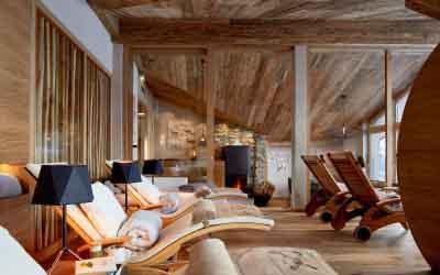 niche destinations Hotel Tirol Fiss Ladis-Fiss-Serfaus Tirol Austria Lifestyle-Hotel New fourth floor Gipfel SPA
