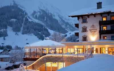 Singer Sporthotel & SPA Berwang Tyrol Austria
