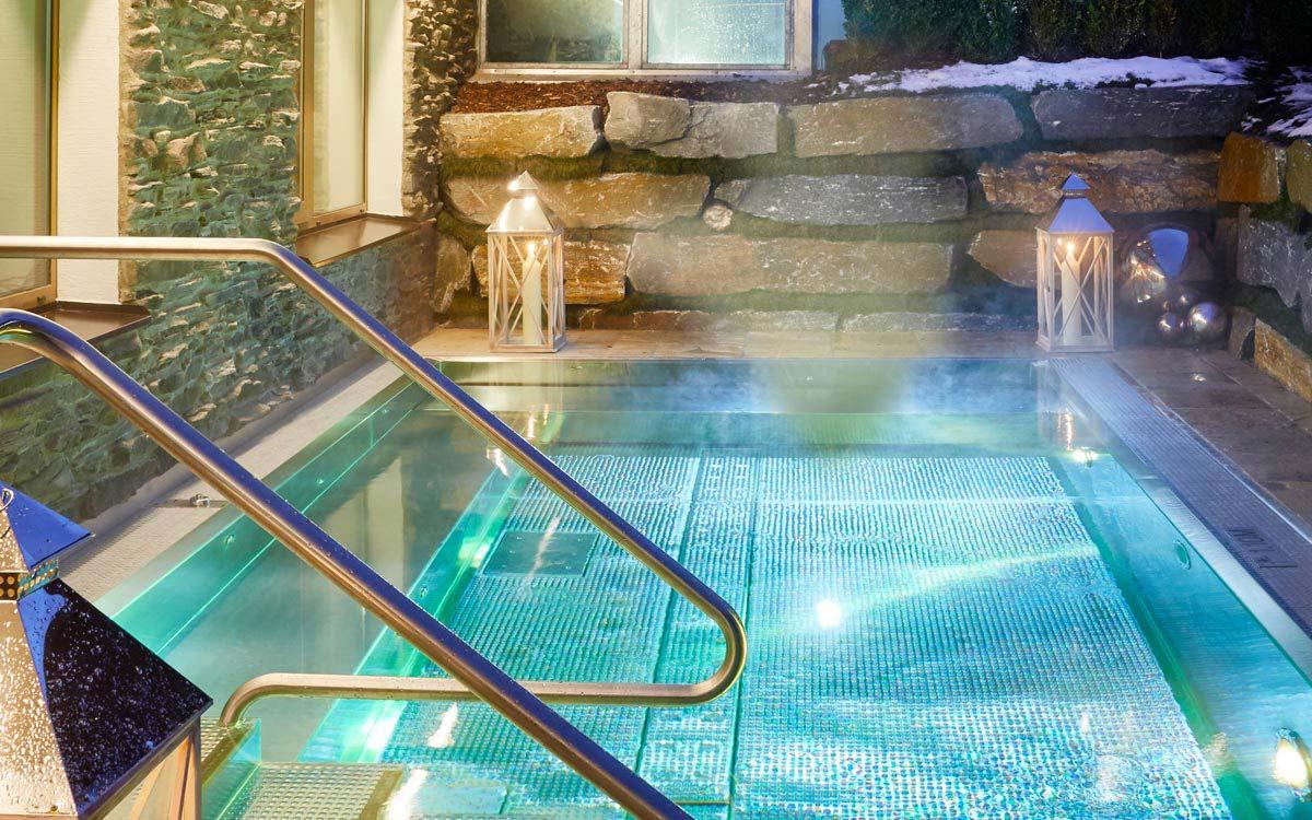 Spa break - Niche Destinations 4-star-superior hotel GROSSARLER HOF outdoor pool