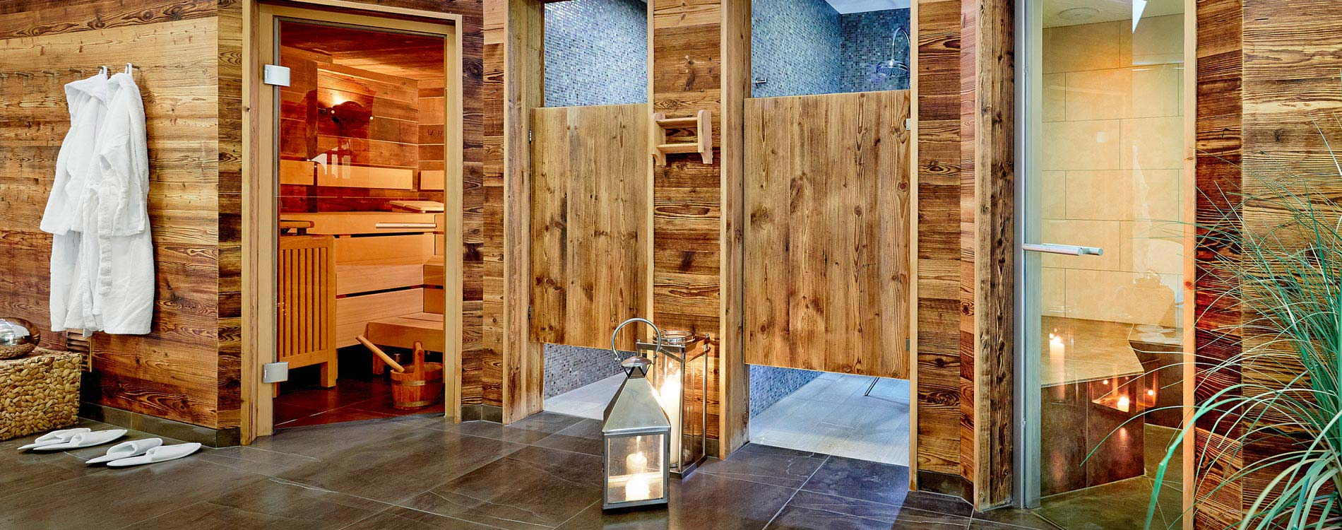 Spa break - Niche Destinations 4-star-superior hotel GROSSARLER HOF spa sauna
