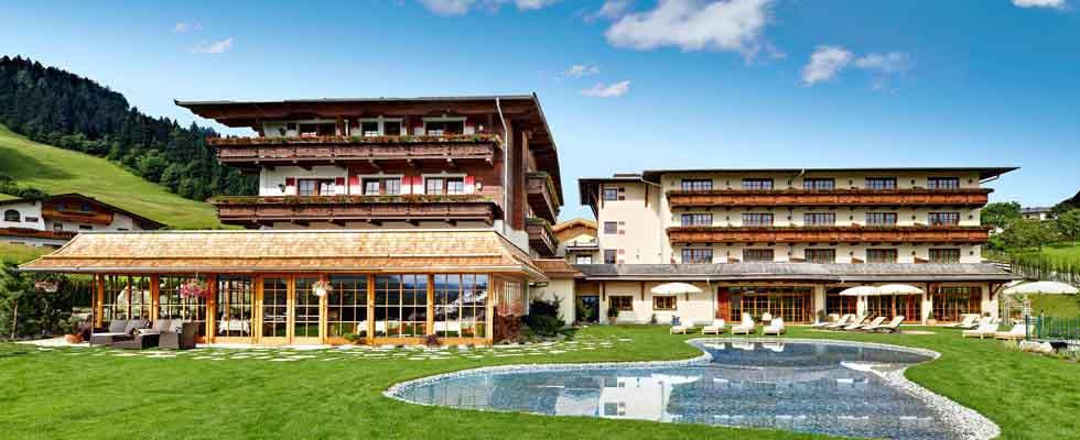 niche destinations ITB Berlin 2018 AYURVEDA RESORT SONNHOF Hinterthiersee, Tirol