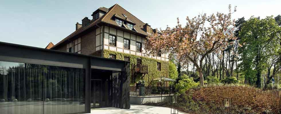 niche destinations ITB Berlin 2018 Domaine La Butte aux Bois Belgien