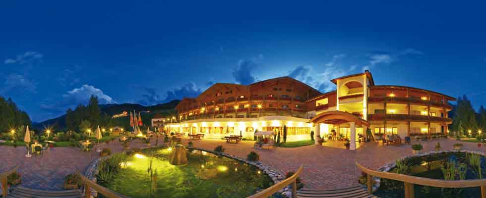 niche destinations ITB Berlin 2018 Hotel Plunhof Ridnaun/Val Ridanna, South Tyrol, Italy