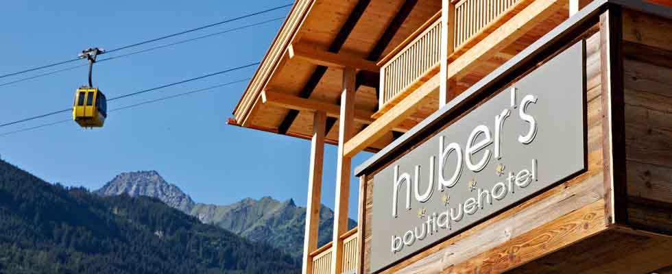 niche destinations ITB Berlin 2018 HUBER'S Boutiquehotel Mayrhofen, Tirol