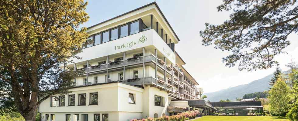 niche destinations ITB Berlin 2018 Gesundheitszentrum Park Igls, Tirol
