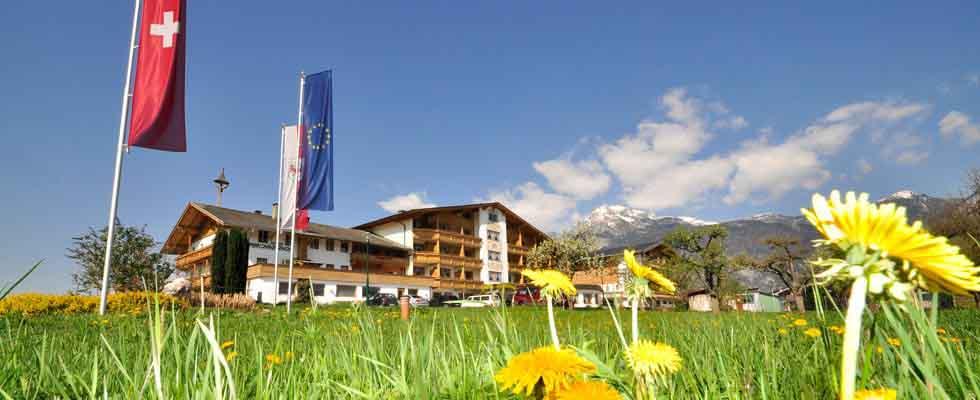 niche destinations ITB Berlin 2018 Pirchner Hof Hildegard von Bingen Reith/Alpbachtal, Tyrol, Austria