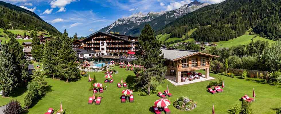 niche destinations ITB Berlin 2018 SPA-HOTEL Jagdhof Neustift/Stubaital, Tyrol, Austria