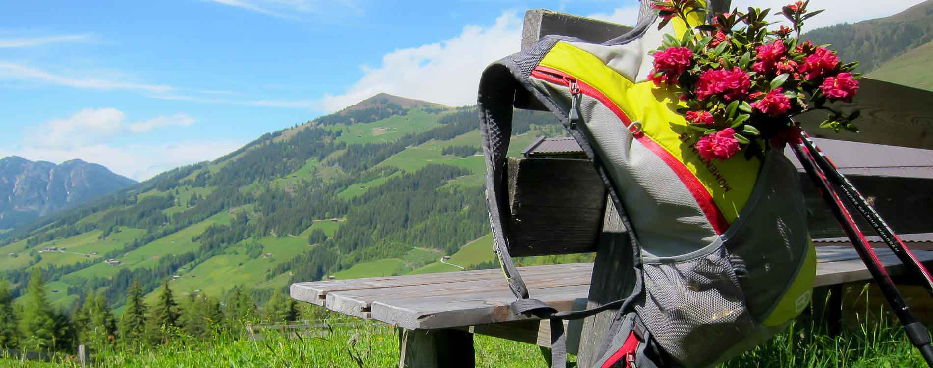 niche destinations Pirchner Hof Reith Tyrol Hildegard von Bingen spring hiking holiday
