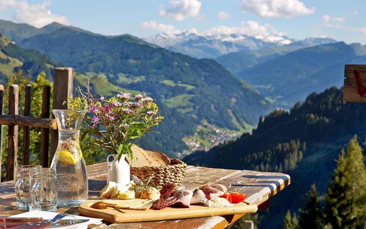 niche destinations grossarler hof 4 star superior grossarl valley salzburgerLand small luxury hotels bike days Hotel & Lodge