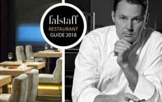 Falstaff 2018 Gourmetrestaurant Kirchberg Kitzbuehel