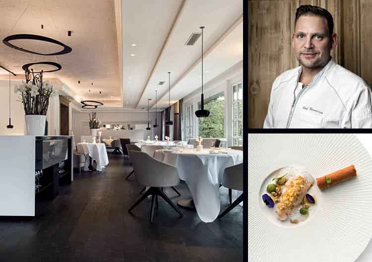 Two Michelin stars at Restaurant La Source