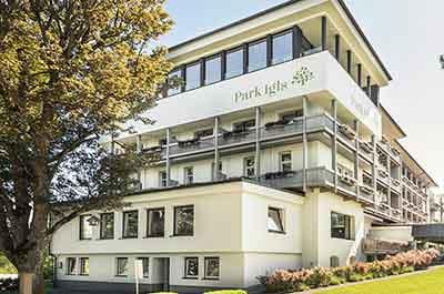 Park Igls Tyrol Austria
