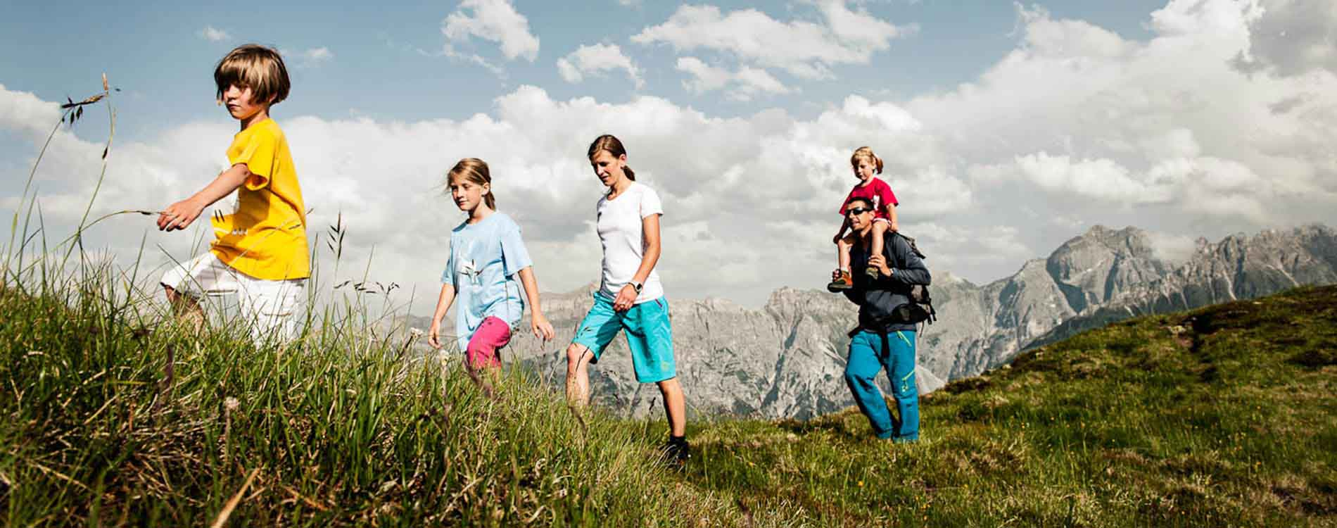 Big Family summer & autumn weeks at SPA-HOTEL Jagdhof in Neustift, Stubai Valley, Tyrol
