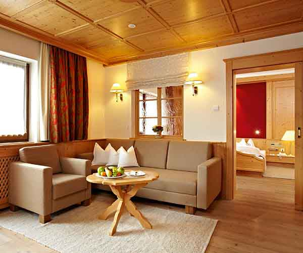 Wine lover's break at 5-star Relais & Châteaux SPA-HOTEL Jagdhof in Neustift in Tyrol, Austria