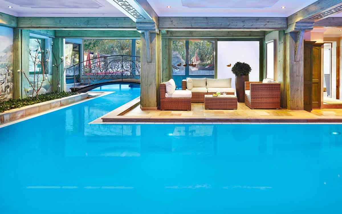 Big Family summer & autumn weeks at SPA-HOTEL Jagdhof in Neustift, Stubai Valley, Tyrol