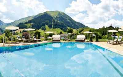niche destinations Singer Sporthotel SPA 4-Star-Superior Berwang Austria Tyrolean Zugspitz Arena SPA and Golf