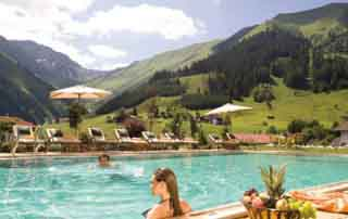 niche destinations Singer Sporthotel SPA 4-Star-Superior Berwang Austria Tyrolean Zugspitz Arena Short but sweet
