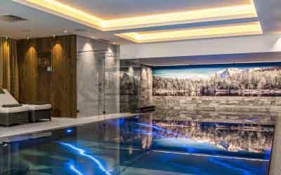 Alpine SPA delights Hotel Restaurant Rosengarten Austria Kirchberg Tyrol