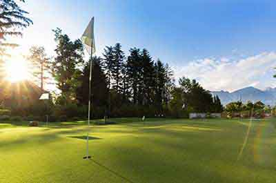 Golf @Mayr Clinic Park Igls Tyrol Austria TheMedGolf Golf
