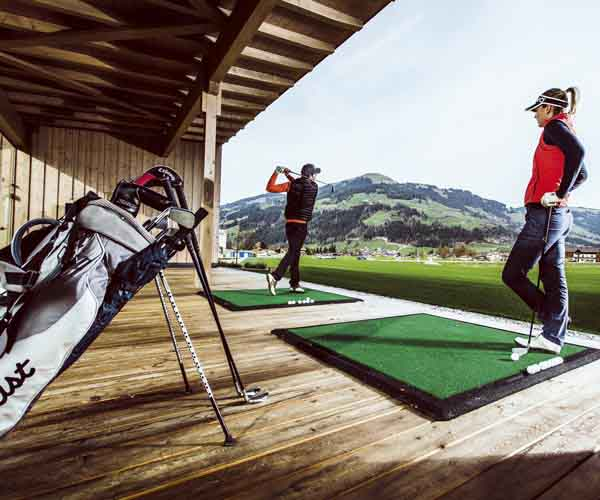 Ultimate gourmet golf holiday Golf Alpin & gourmet week Rosengarten Tyrol