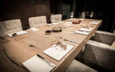 Gourmet Days Delectable dining Rosengarten Tyrol Austria