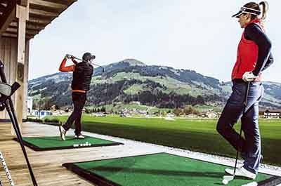 Golf special: 5 for 4 at the 5-star Relais & Châteaux Rosengarten