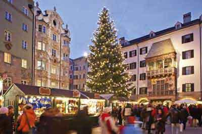 Advent at Relais & Chateuax SPA-Hotel Jagdhof 5 Stars Luxury Stubai Valley Neustift Tyrol Austria