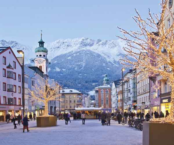 Advent at Relais & Chateuax SPA-Hotel Jagdhof 5 Stars Luxury Stubai Valley Neustift Tyrol Austria