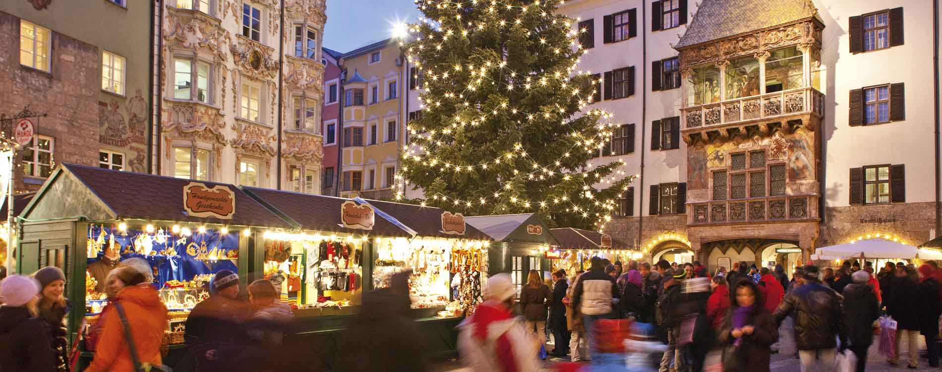 Innsbruck christmas market holiday at 5-star Relais & Châteaux SPA-HOTEL Jagdhof in Stubai Valley, Tyrol, Austria - niche destinations