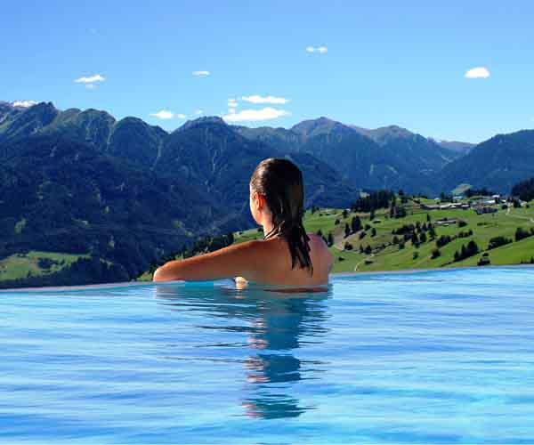 Anniversary weeks at Hotel Tirol Fiss Lifestyle Hotel Serfaus Fiss Ladis Tyrol Austria