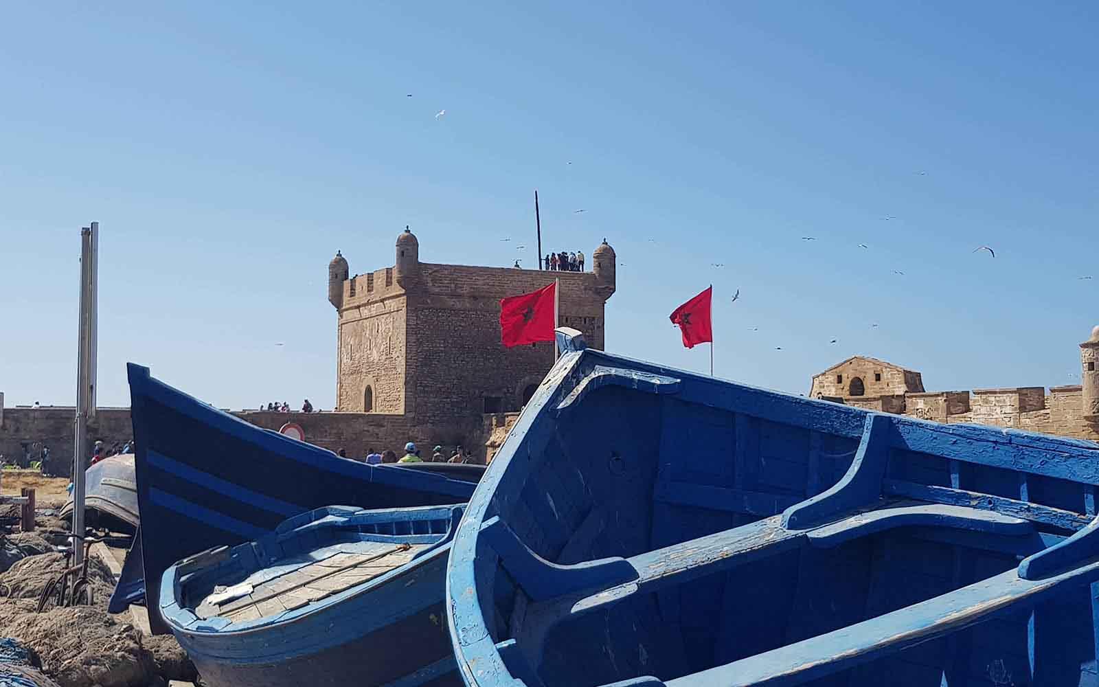 ESSAOUIRA Marokko Marrakesch-Safi niche destinations