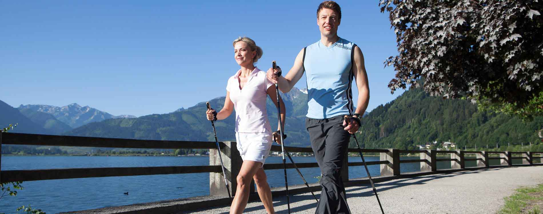 ACTIVE Alpine holiday in the SalzburgerLand Sporthotel Alpenblick Zell am See Austria