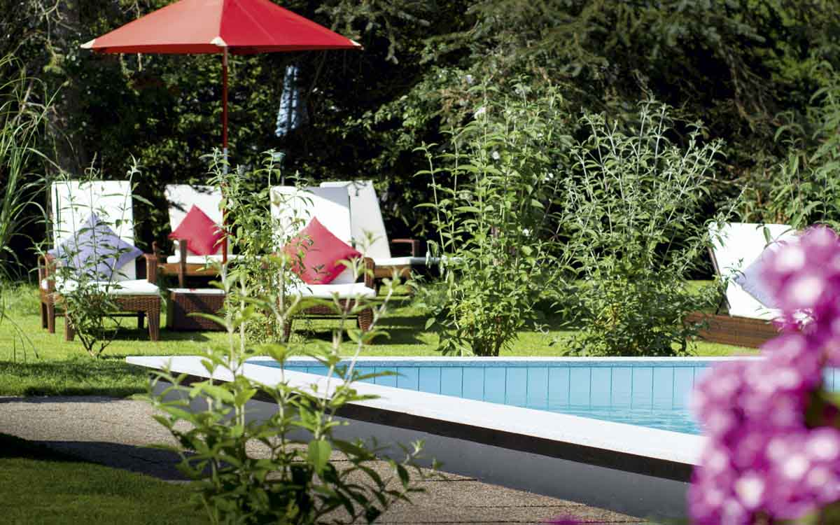 Life & style short break at the 5-star Relais & Châteaux Rosengarten