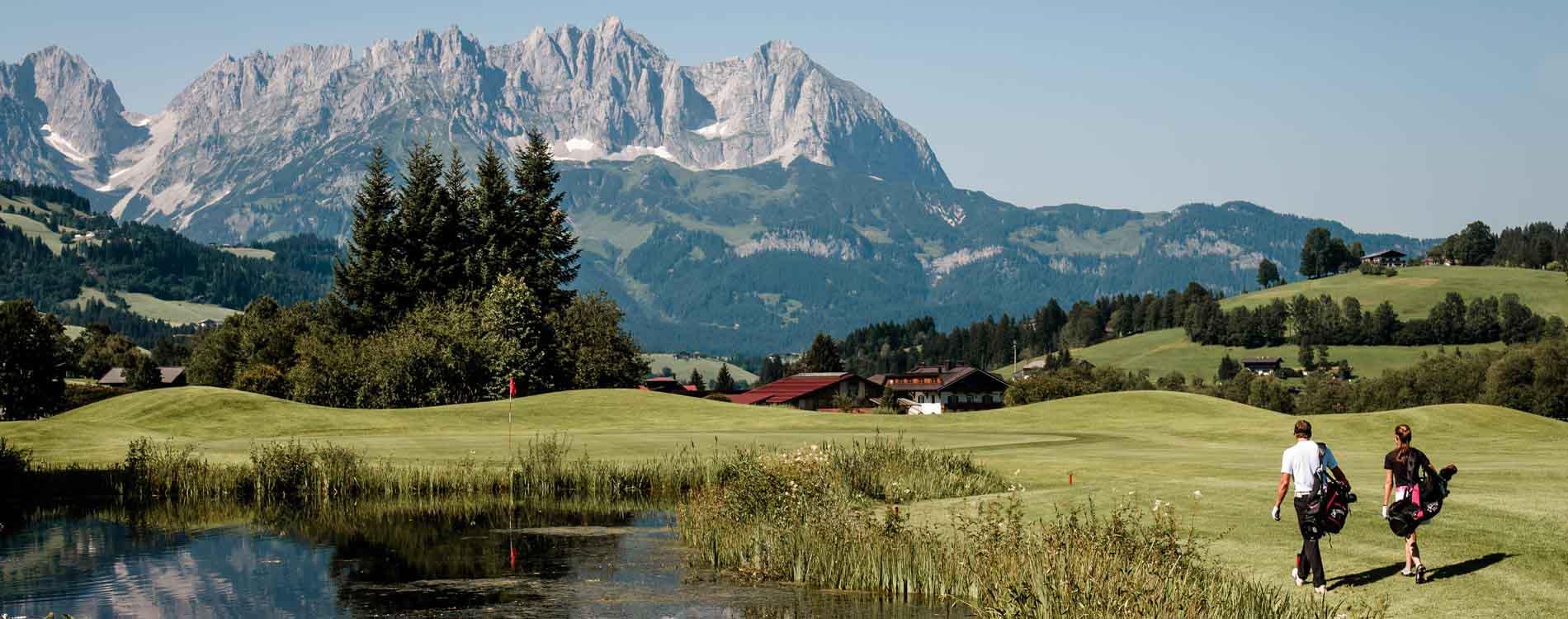 Life & style short golf break at the 5-star Relais & Châteaux Rosengarten