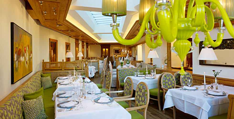 Schlosshotel Fiss - 5-Sterne Sommer im Schlosshotel Fiss_Tirol - Oesterreich