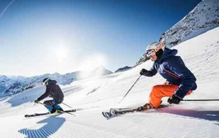 Stubai glacier skiing at 5-star Relais & Châteaux SPA-HOTEL Jagdhof in Stubai Valley, Tyrol, Austria - niche destinations