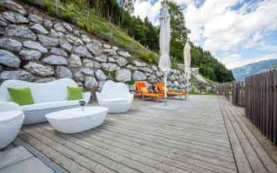 Summer fun for young and old Summer start package Sporthotel Alpenblick Zell am See SalzburgerLand