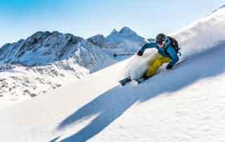 Training & Ski Fun by Franco Cavegn at Relais & Chateuax SPA-Hotel Jagdhof 5 Stars Luxury Stubai Valley Neustift Tyrol Austria