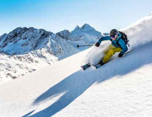 Training & Ski Fun by Franco Cavegn
