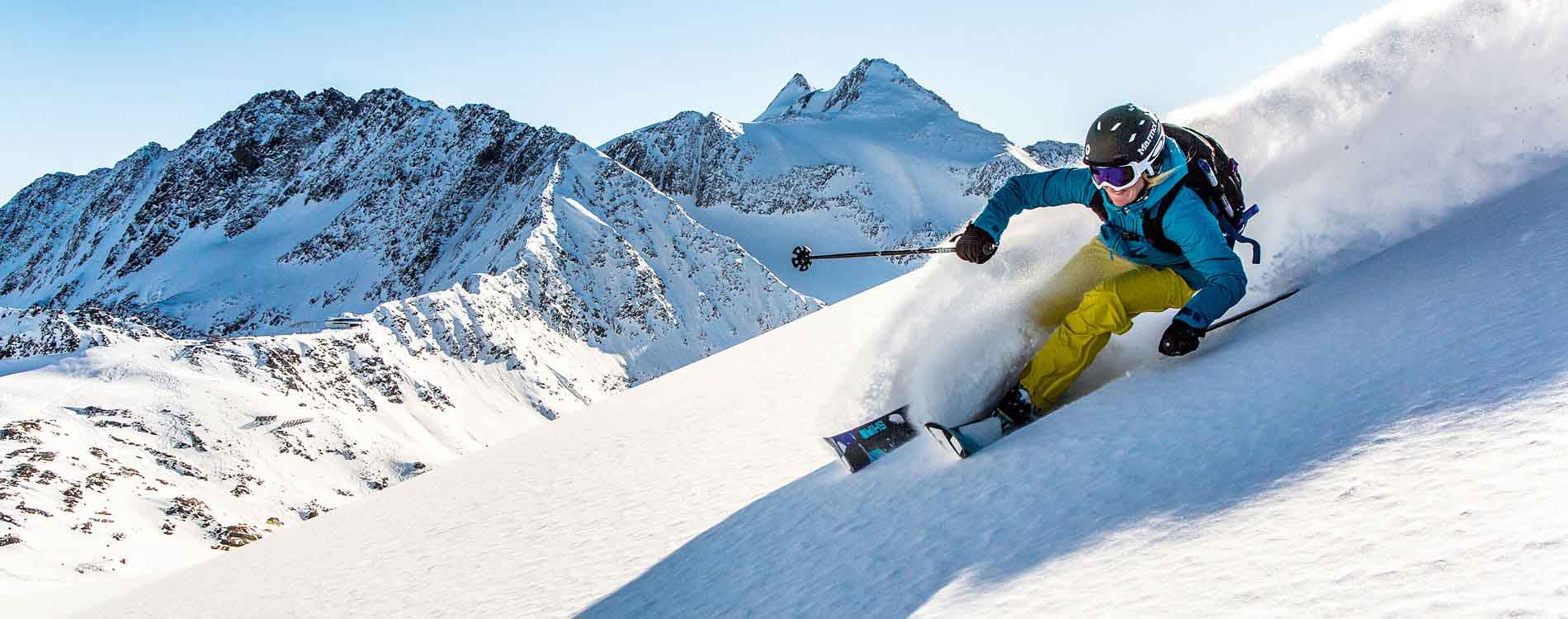 Training & Ski Fun by Franco Cavegn at Relais & Chateuax SPA-Hotel Jagdhof 5 Stars Luxury Stubai Valley Neustift Tyrol Austria