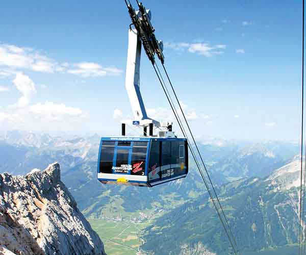 Golf proficiency @Hotel Tirolerhof 4 Stars Ehrwald Zugspitz Arena Tyrol Austria