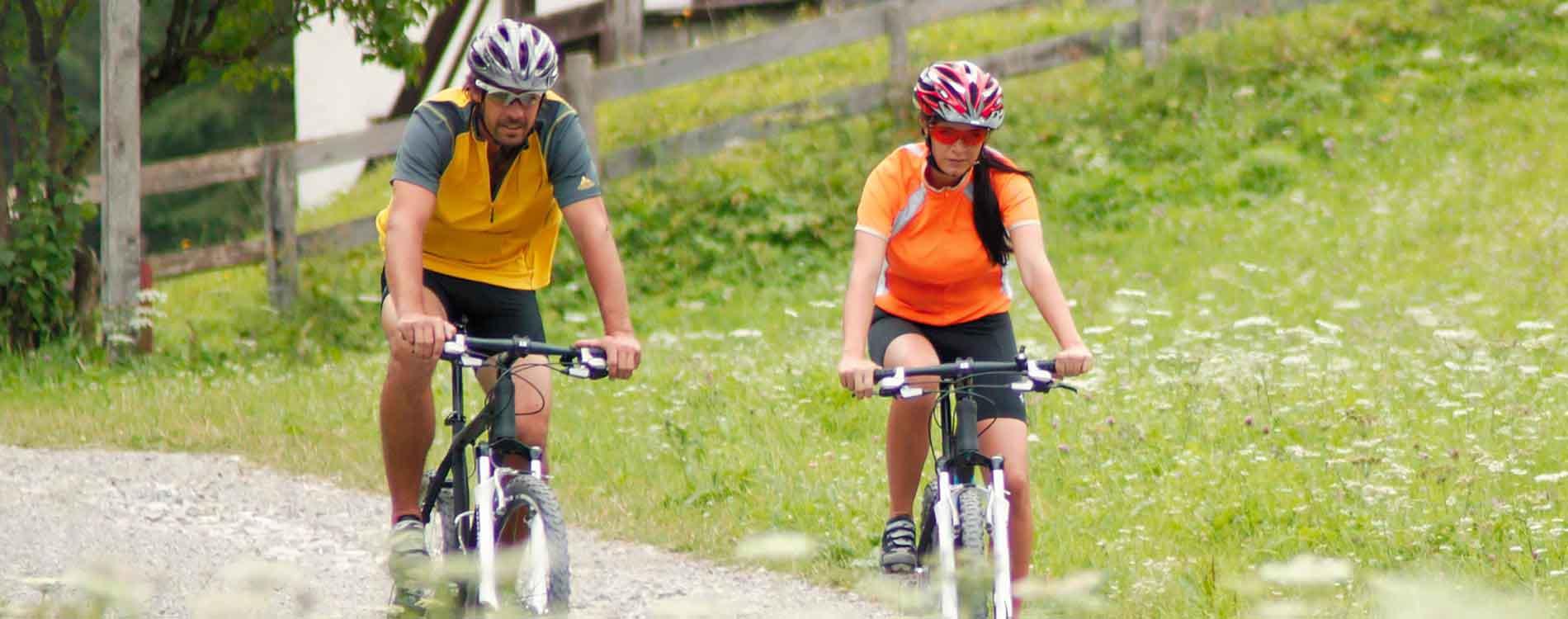 Discover Ehrwald on two wheels @Hotel Tirolerhof 4 Stars Ehrwald Zugspitz Arena Tyrol Austria