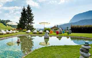 European Ayurveda® tips for summer Ayurveda Resort Sonnhof Tyrol Austria