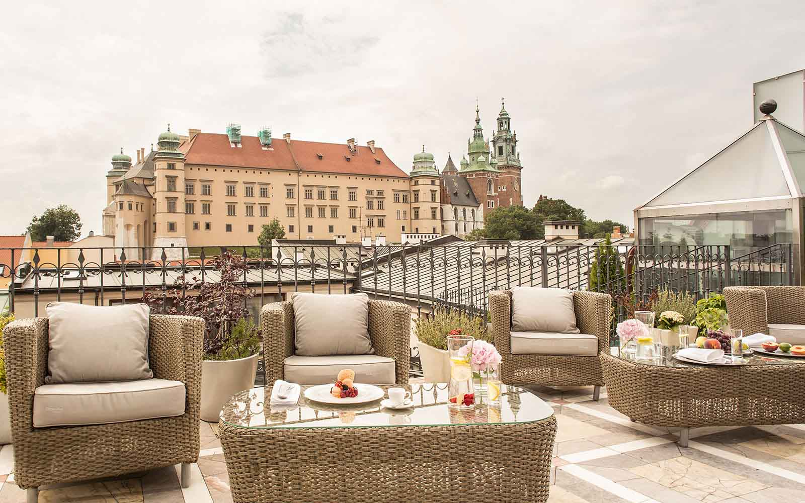 Relais & Châteaux Hotel Copernicus Kraków, Poland